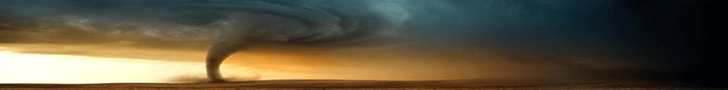 Торнадо банер